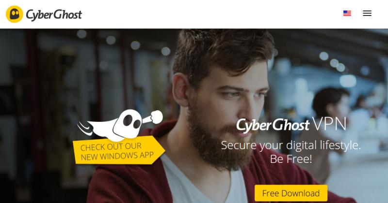 Best-Free-VPN-2017-CyberGhost-Screenshot-GetFastVPN