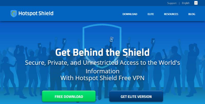 Best-Free-VPN-2017-HotspotShield-Screenshot-GetFastVPN