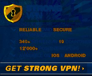 StrongVPN Image